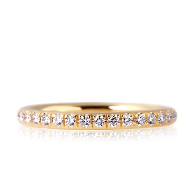 ちょうど良い幅 結婚指輪 マリッジ エンゲージ