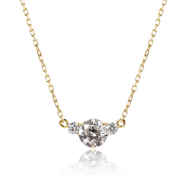 「ダイヤモンド チロバース」ネックレス